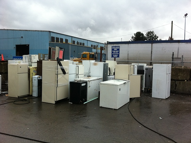 Appliance and Refrigerator Recycling