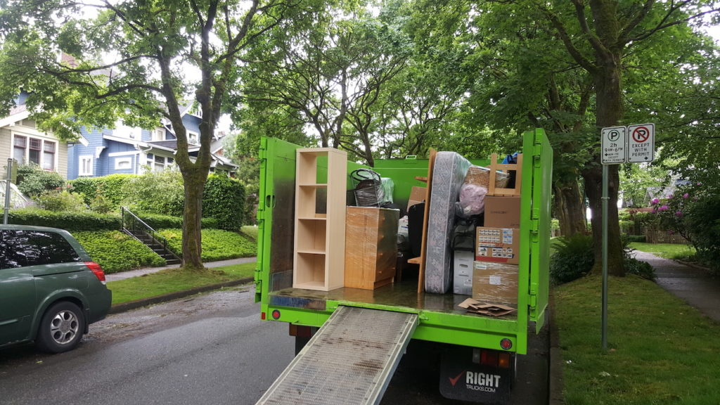 Junk Removal for North Vancouver | Vancouver Junk Removal